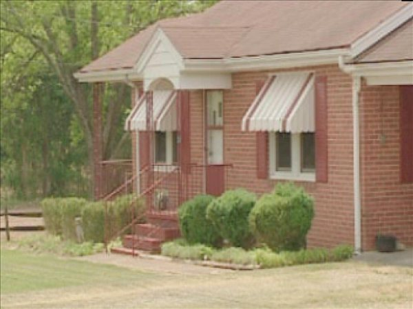 Nancy Burgess and her mother were found slain in this Roanoke Rapids home. <span class=meta>(WTVD)</span>