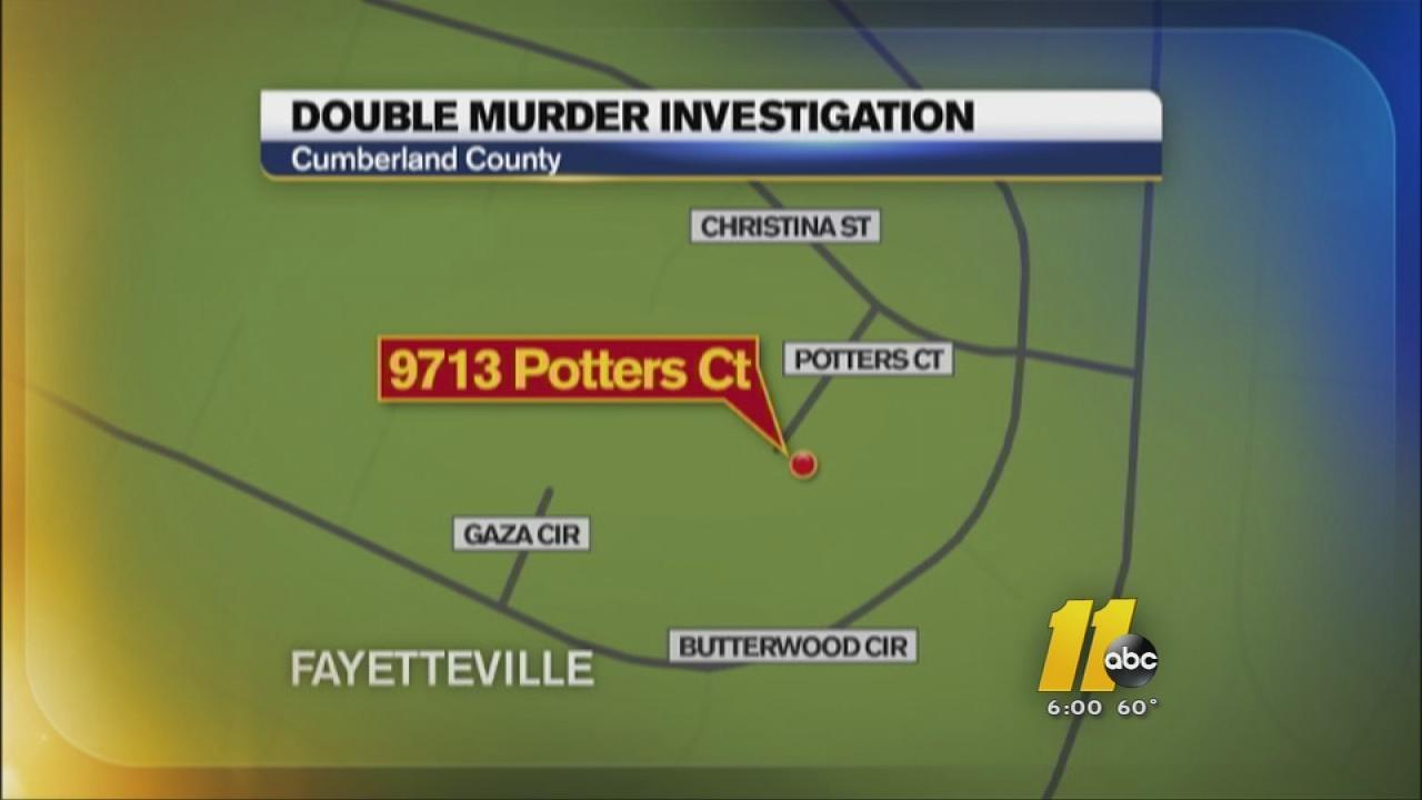 3 dead in Fayetteville murder-suicide