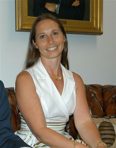 "<div class=""meta ""><span class=""caption-text "">This July 2010 photo provided by the Newtown Bee shows Dawn Lafferty Hochsprung, principal at Sandy Hook Elementary School, in Newtown, Conn.  (AP Photo/ Eliza Hallabeck, NEWTOWN BEE)</span></div>"