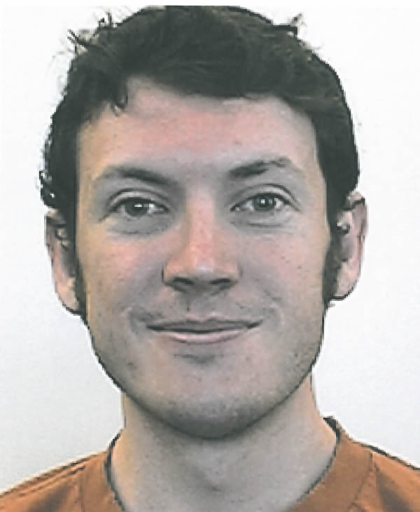 James Holmes <span class=meta>(University of Colorado Denver Photo)</span>
