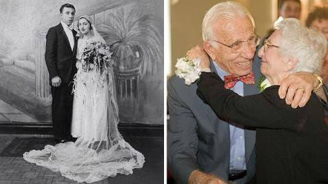 "<div class=""meta ""><span class=""caption-text "">Their family said it would never last, but John and Ann Betar have been married for an incredible 81 years, making them the longest-married couple in the United States. The secret to their success? Mutual respect. If this couple doesn't make you believe in love standing the test of time, no one will. (WABC)</span></div>"