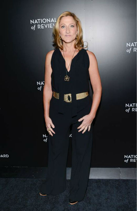 "<div class=""meta image-caption""><div class=""origin-logo origin-image ""><span></span></div><span class=""caption-text"">The first lady's 50th birthday got us thinking: Who else is rocking it at the half-century mark? Pictured here: Edie Falco  (AP Photo/Evan Agostini/Invision)</span></div>"