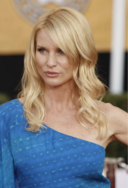 "<div class=""meta image-caption""><div class=""origin-logo origin-image ""><span></span></div><span class=""caption-text"">The first lady's 50th birthday got us thinking: Who else is rocking it at the half-century mark? Pictured here: Nicolette Sheridan  (AP Photo/Matt Sayles)</span></div>"