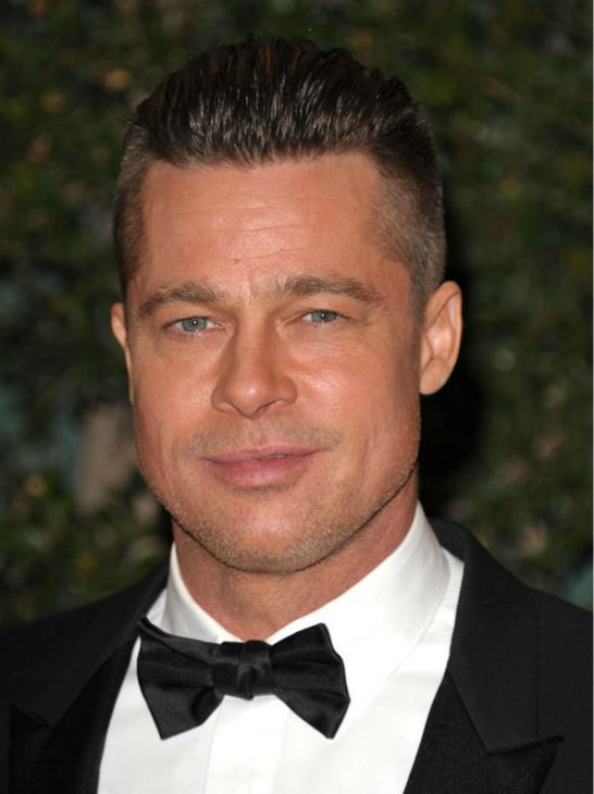 The first lady&#39;s 50th birthday got us thinking: Who else is rocking it at the half-century mark? Pictured here: Brad Pitt <span class=meta>(AP Photo)</span>