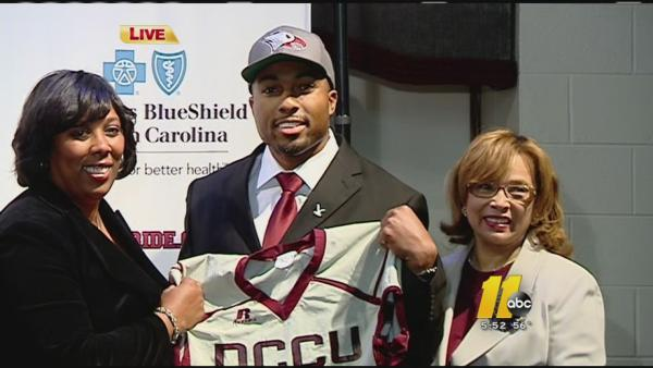 NCCU new head football coach named