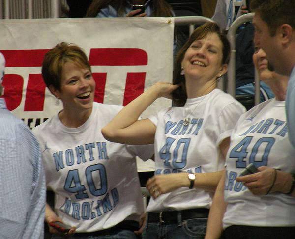 UNC took on Maryland Friday. <span class=meta>(WTVD Photo)</span>