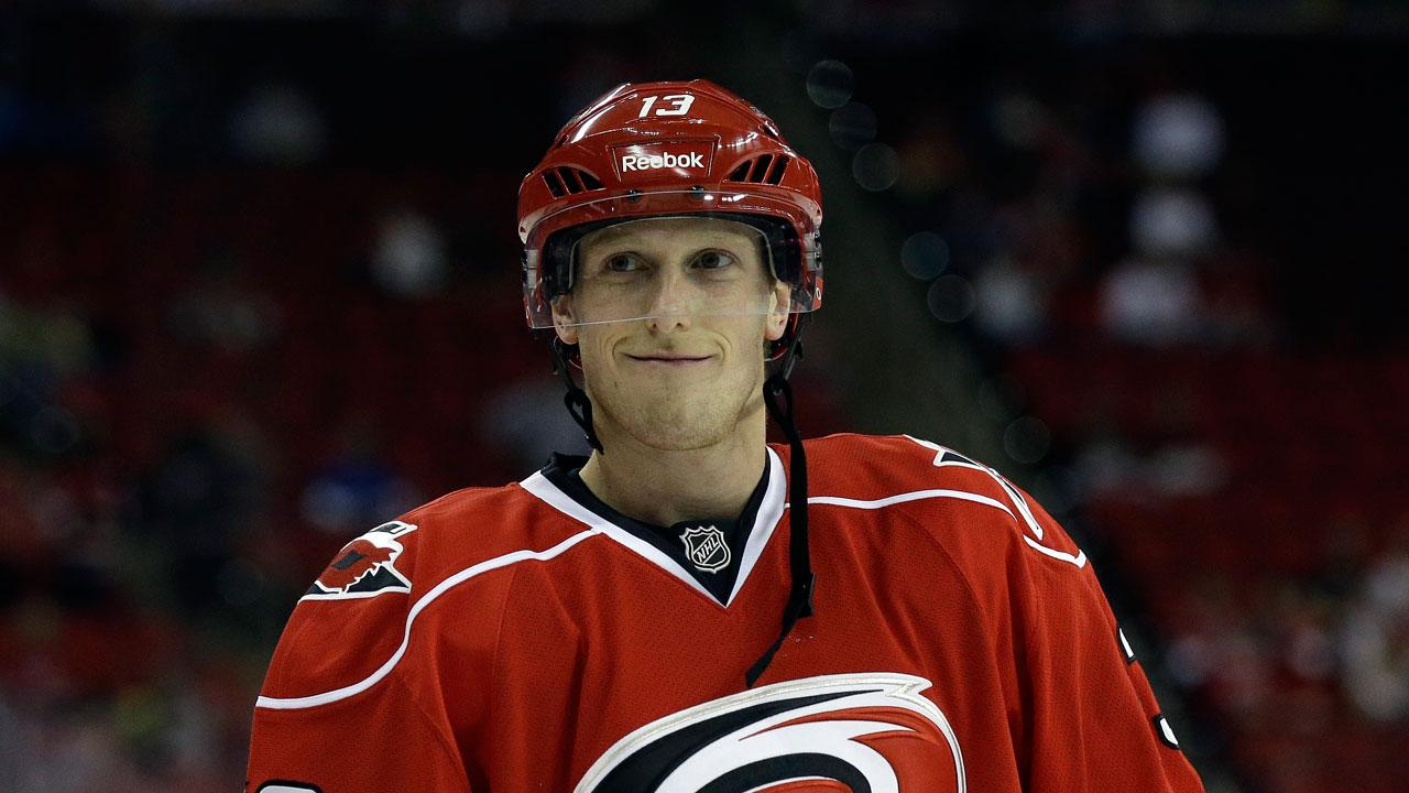 Carolina Hurricanes Jared Staal