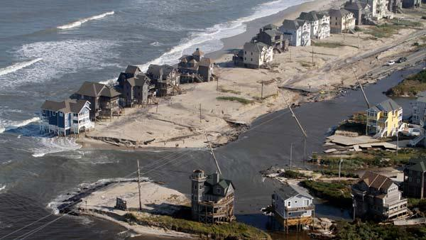 Ramp damage halts return to Hatteras