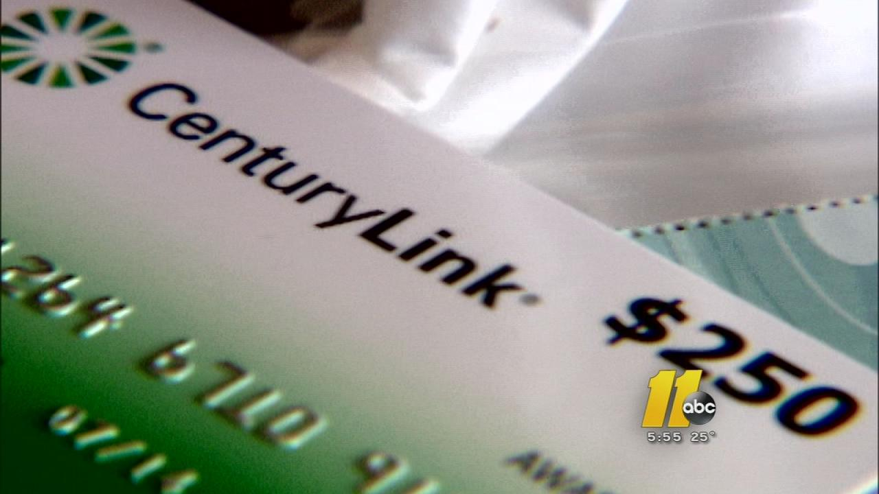 CenturyLink customer turns to Troubleshooter for gift card problem