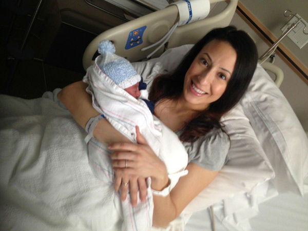Sheyenne Rodriguez and Fred Shropshire just made the ABC11 family a little bigger! Welcome to their beautiful son Ezra, born on January 31.  <span class=meta>(WTVD Photo)</span>