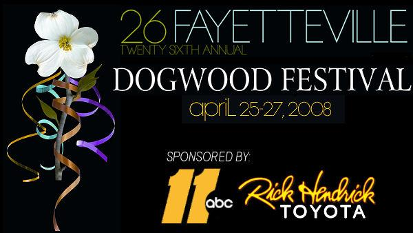 26th Annual Dogwood Festival