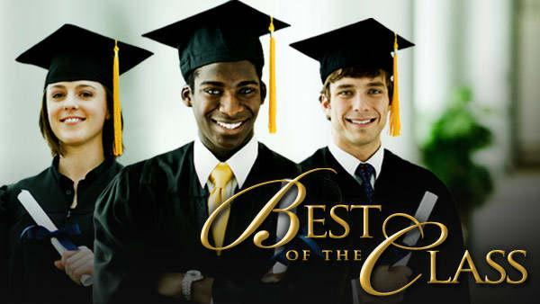 Best of Class 2012 - Jessica Gumucio, Kristen Laubscher...