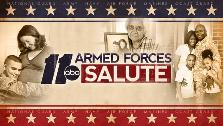 ABC11 Armed Forces Salute