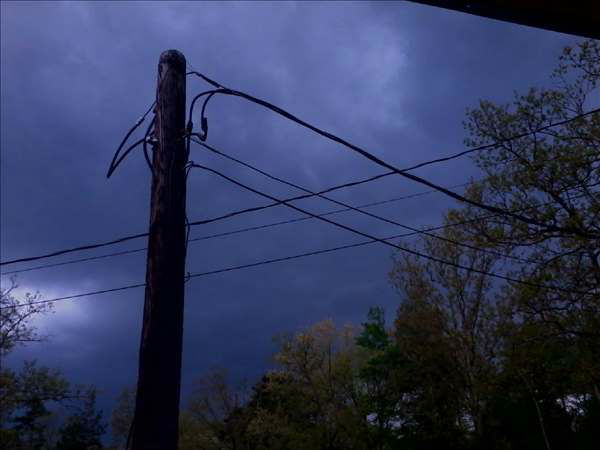 "<div class=""meta ""><span class=""caption-text "">Numerous trees have been reported down and power is out to parts of the Triangle after heavy storms. (WTVD Photo)</span></div>"