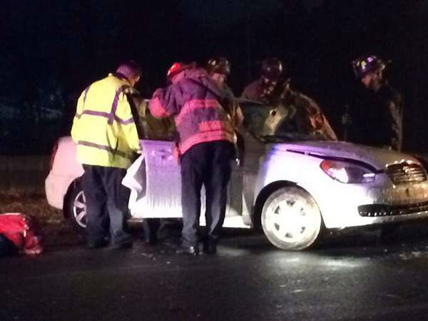 "<div class=""meta image-caption""><div class=""origin-logo origin-image ""><span></span></div><span class=""caption-text"">Freezing rain coated trees and roads across central North Carolina Monday night, leading to a number of accidents.  (Photo/ABC11 iWitness image)</span></div>"