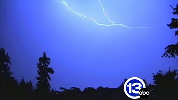 Pastor and son struck by lightning, survive