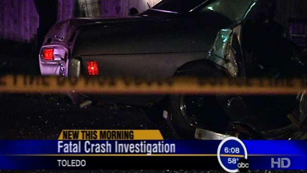 1 killed in crash on South Ave. in Toledo