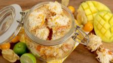 Tropical Coconut Macaroons