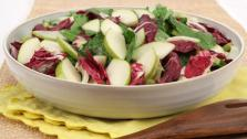 Radicchio and Pear Salad