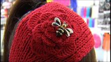 Pins and Brooches Make Comeback