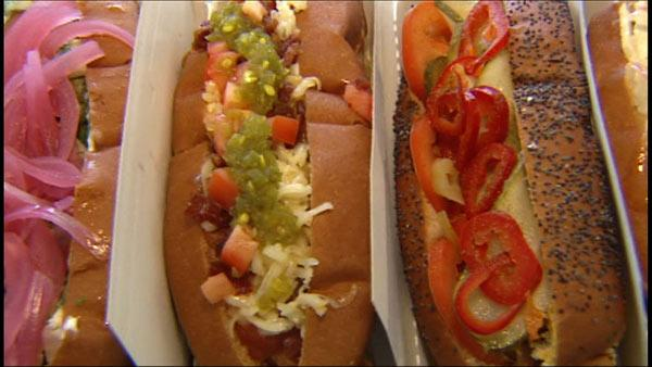 Hot Dogs Get Makeover