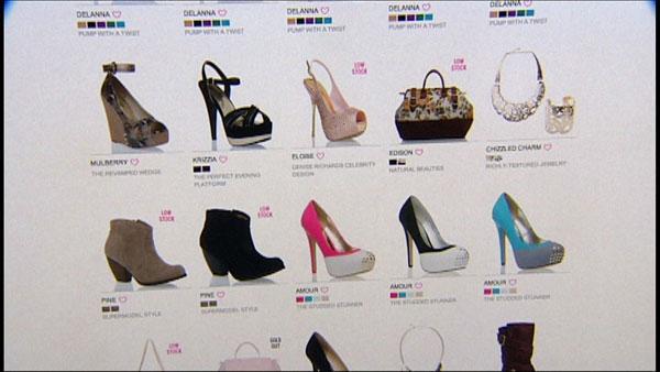 Online shoe deals