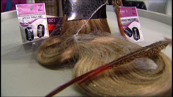 DIY Hair Extensions Deals The Live Well Network - Diy ponytail wrap