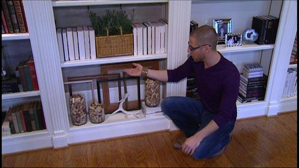 Decorating Book Shelves | Deals | The Live Well Network
