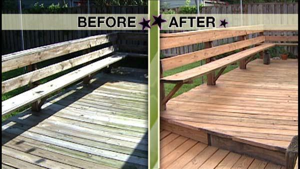 Deck Makeover