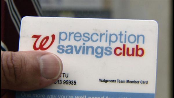 rx savings club - Walgreens Prescription Card