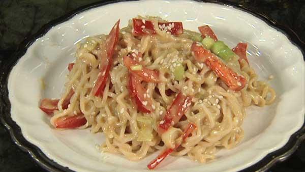 Gourmet Ramen Noodles
