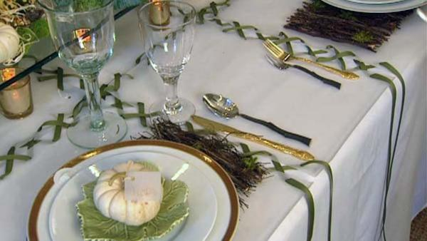 Complete Episode: Tablescapes