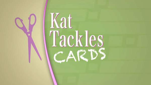 Kat Tackles Holiday Cards