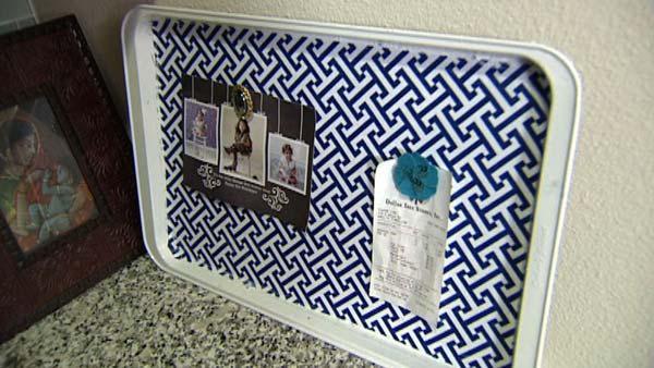 Chic Baking Sheet Decorating Ideas