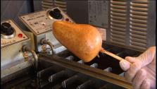 Fried on Stick, Vintage Revamped, Online Grocery Shopping, Fruit Trees