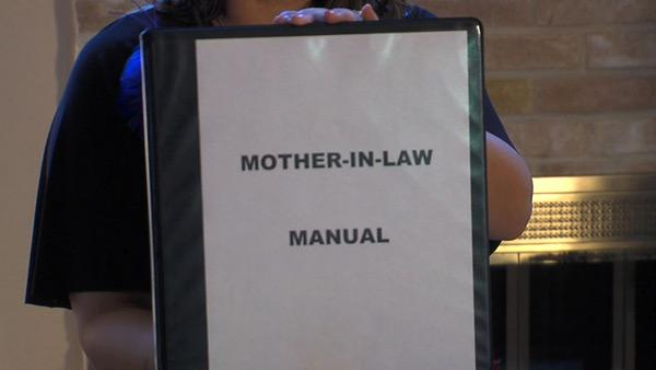 Handy Household Tips From 'Mother-in-Law Manual'