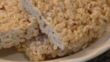 Flax Rice Krispy Treats