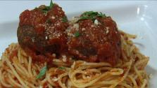 Spaghetti and meatballs is one of everyones favorite dishes to make because its so easy but also very inexpensive. If youre bored with your usual recipe, try this new one from a meatball maestro.