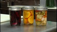 How To Pickle Fruits and Vegetables