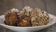 Sweet Mamas Raw Vegan Gluten-Free Cake Balls