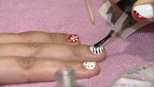 DIY Nail Art, Create Your Own Statement Hats and Fascinators, How to Groom Eyebrows and Apply False Lashes