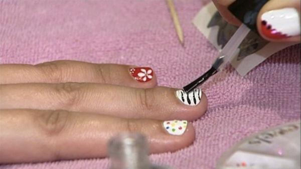 Complete Episode: DIY Salon Nail Art