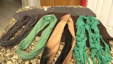 DIY Infinity Scarves You Can Make for Nothing