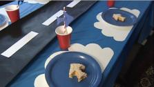 DIY Airplane Birthday Party for Under $100