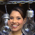 Bright DIY Ideas to Reuse Old Light Bulbs
