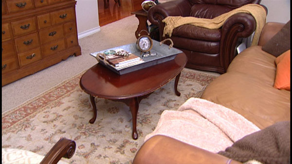 1 Of 6 Blogger Sharon Hines Bought This Old Coffee Table For 20 Through A Classified Ad Photo