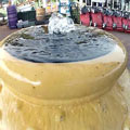 DIY Garden Fountain Water Feature