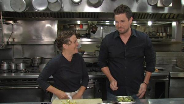 Complete Episode: Ryan cooks with Traci Des Jardins