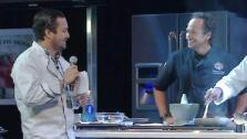 Jeffrey Saad and Fabio Viviani