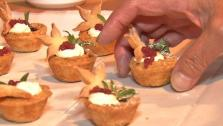 Tasting Tarts at the Booth
